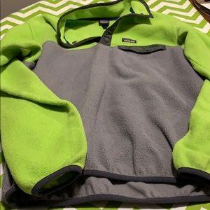 Boys Patagonia Synchilla Pullover Size XXL
